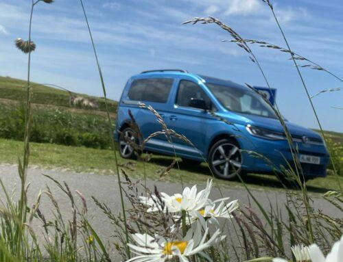 Bequem und leistungsstark: VW Caddy – der Neue