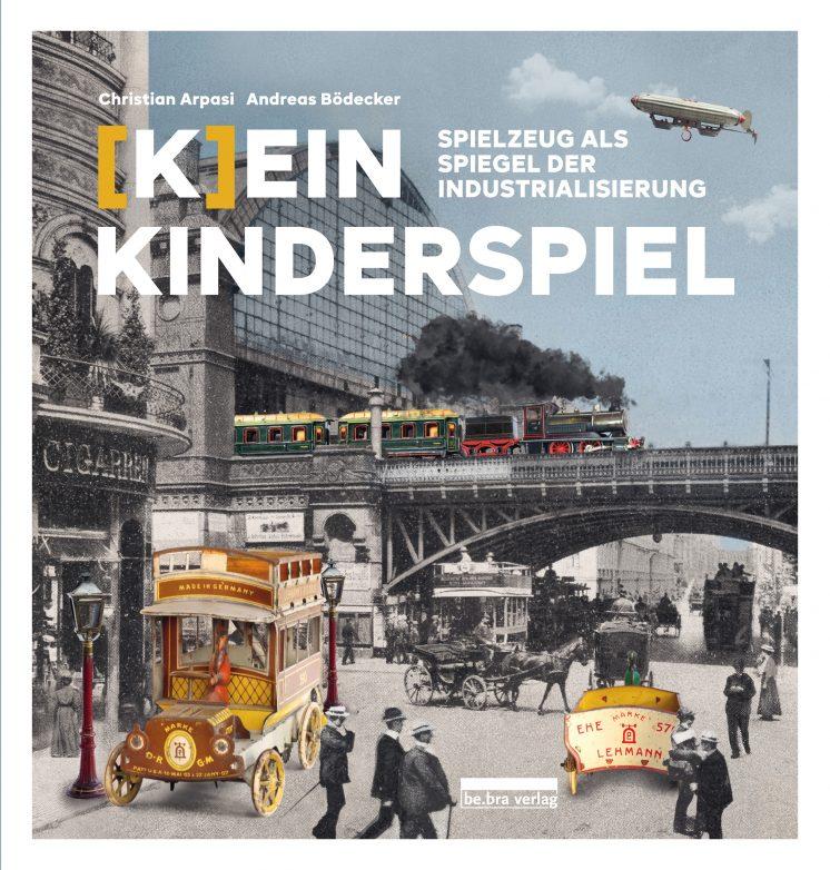 Cover be.bra Verlag