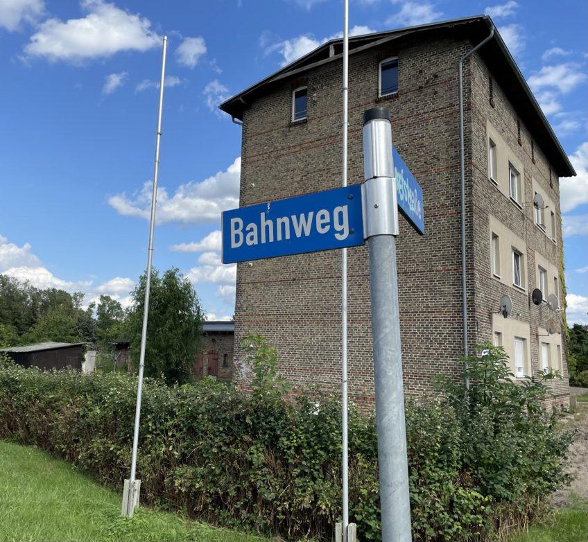 Roskow war einst das Zentrum der Westhavelländischen Kreisbahnen