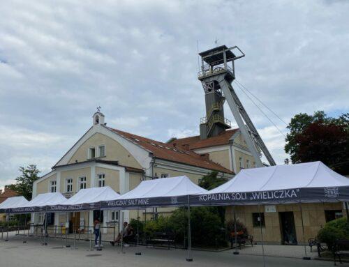 Das Salzbergwerk in Wieliczka – 400 Stufen unter Tage