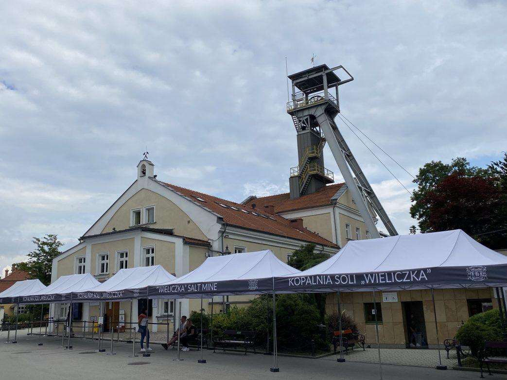 Kapelle Polen Wielicka Bergwerk