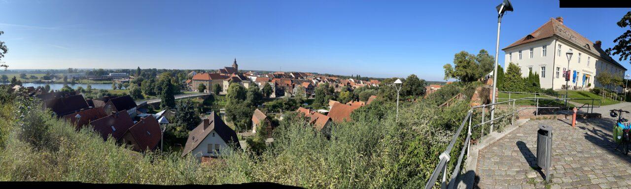 Panorama Havelberg