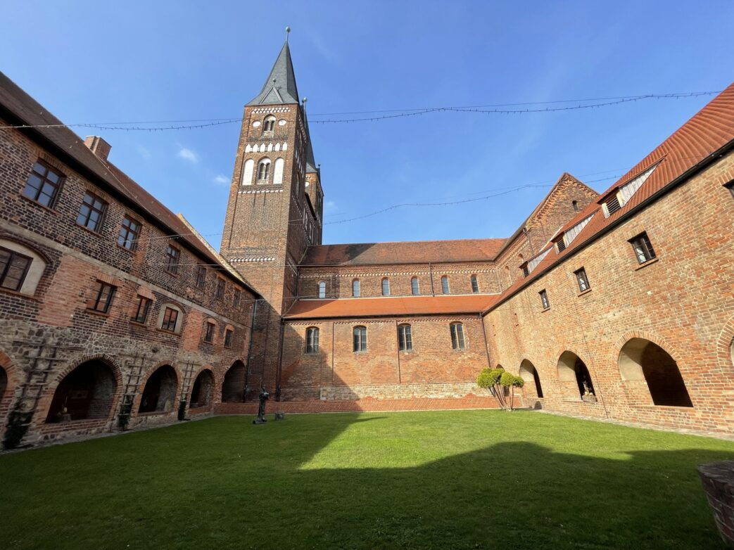 Dom zu Jerichow in Sachsen-Anhalt