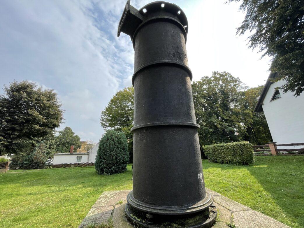 Dampfmaschine Hettstedt Sachsen-Anhalt