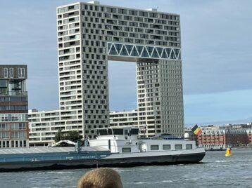 Wohnhaus in Amsterdam
