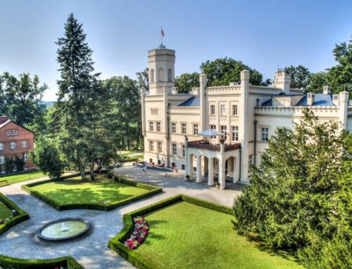 Entdeckt in Polen: Palace Mierzęcin wellness & wine resort