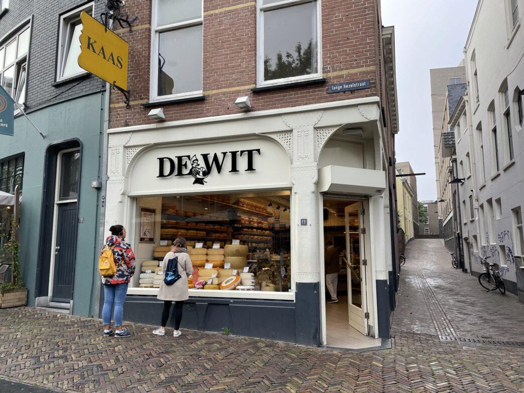 Käse über Käse in Nijmegen
