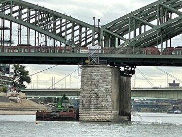 Brücke rhein